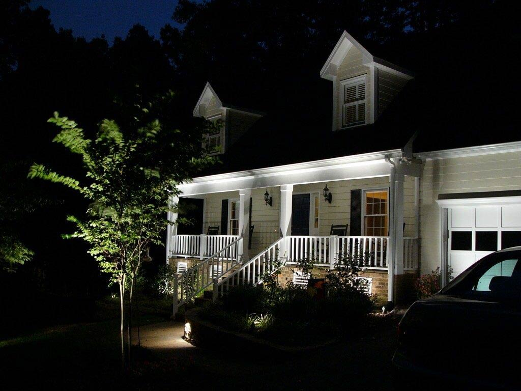 Landscape Lighting Raleigh
