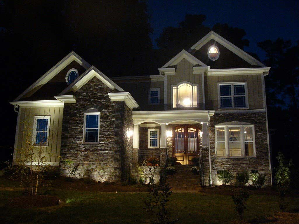 Raleigh Landscape Lighting